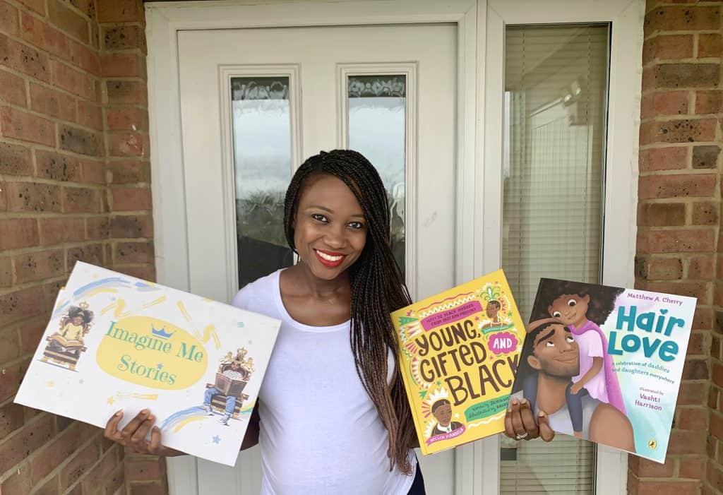 Keisha Ehigie, founder of Imagine Me Stories